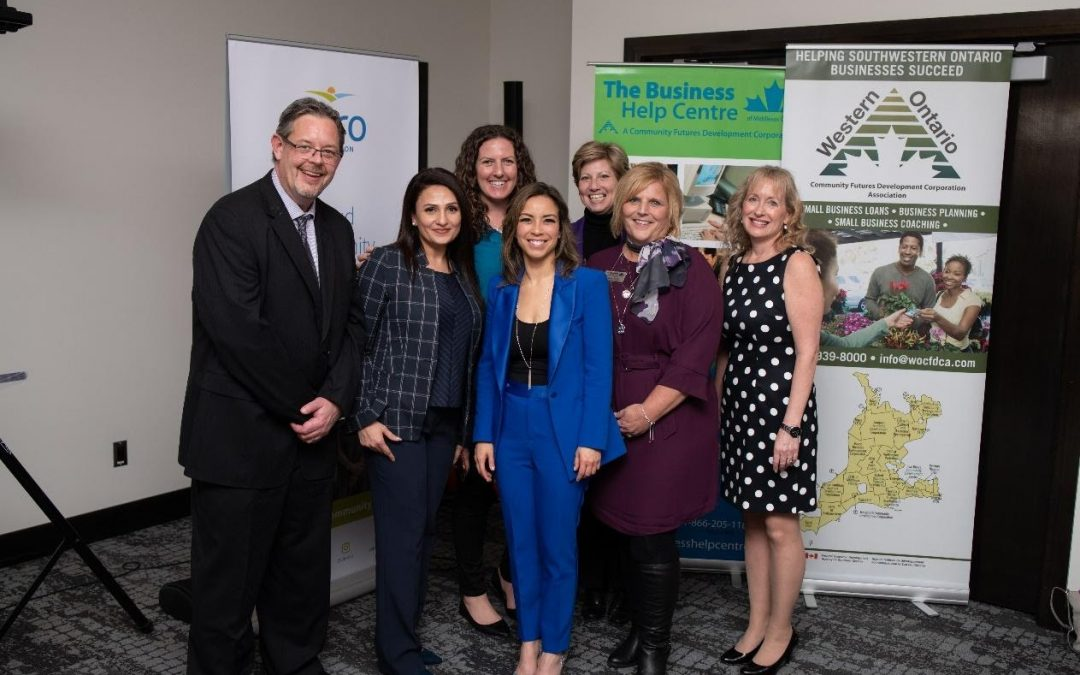 CFDC Middlesex celebrates International Women's Day with a sold-out audience