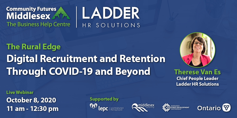 Therese Van Es discusses digital recruitment and retention strategies