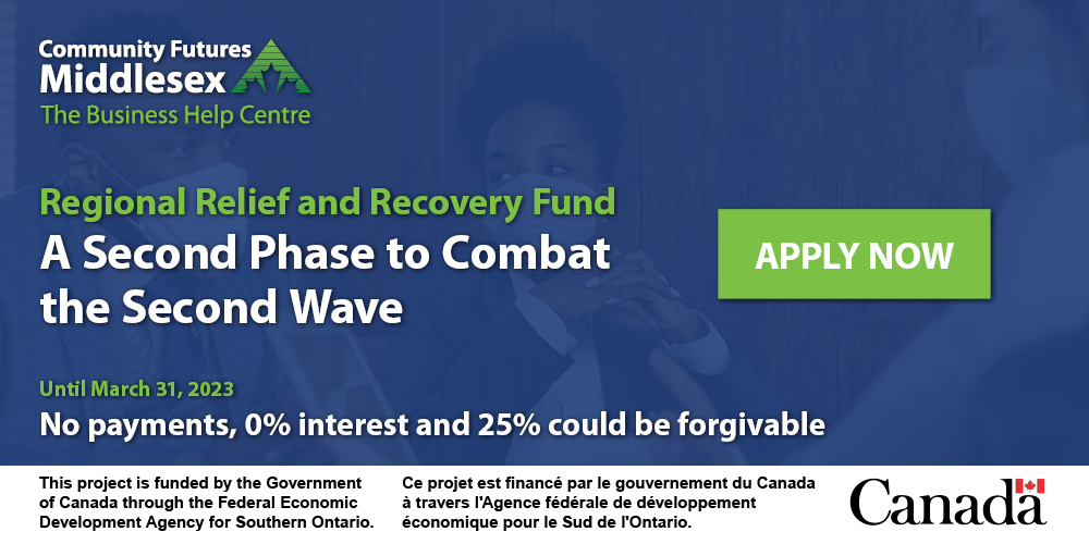 Government of Canada provides additional relief funding to CFDC Middlesex