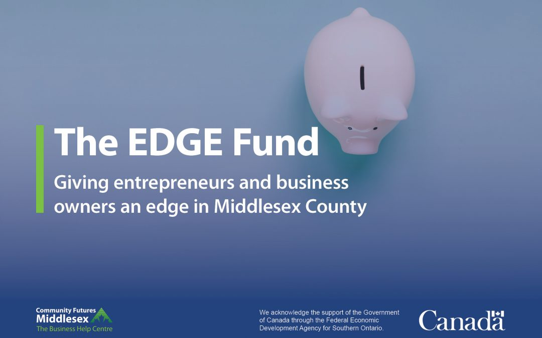 The EDGE Fund is coming soon to Middlesex County